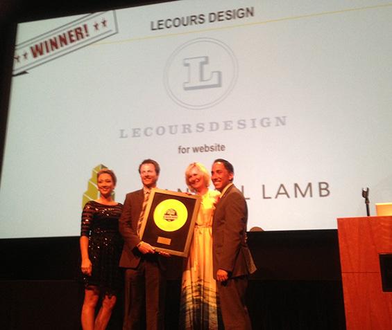 randalllamb.com wins website of the year at SMPS Awards Gala