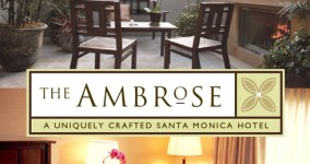 The Ambrose Hotel Naming and Logo