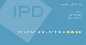 International Parking Design Brand Identity