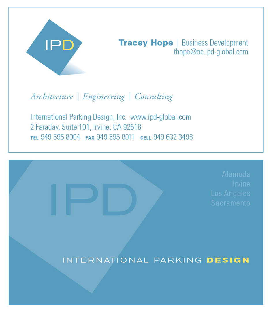 IPD Business Cards