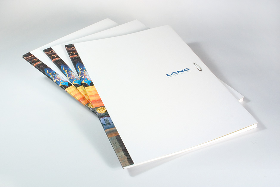 Lang Contracting Brochure