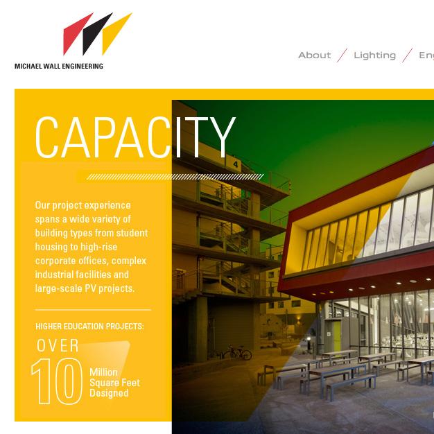 Michael Wall Engineering Website