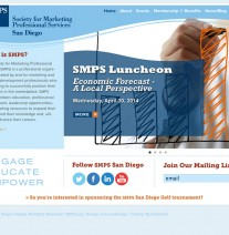 SMPS San Diego Website