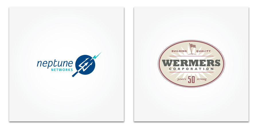 Neptune Networks and Wermers Construction logo