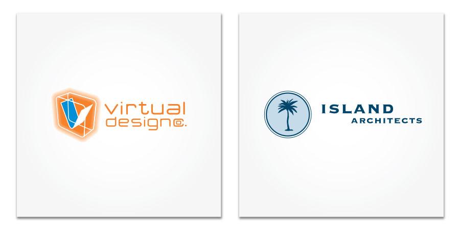 VDC and Island Architects logo