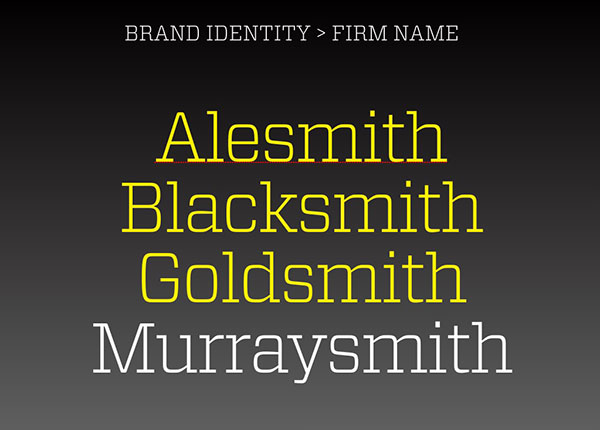 AEC Firm Naming - Murraysmith