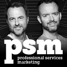 PSM.show hosts David Lecours and Josh Miles
