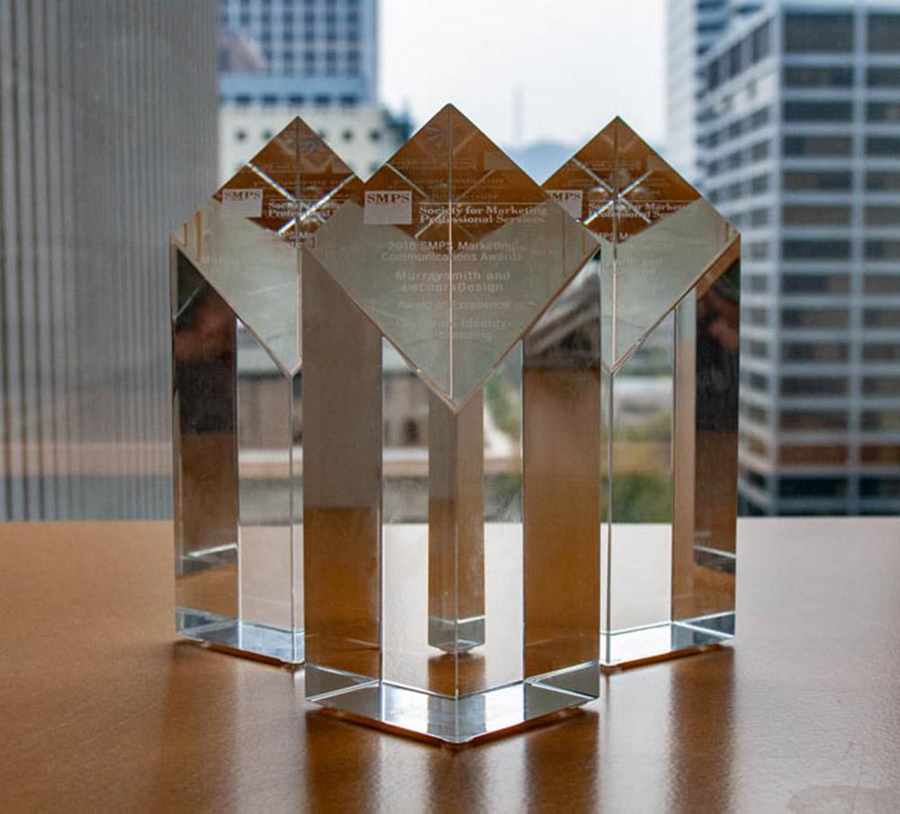 LecoursDesign Goes 3 for 3 at National Awards