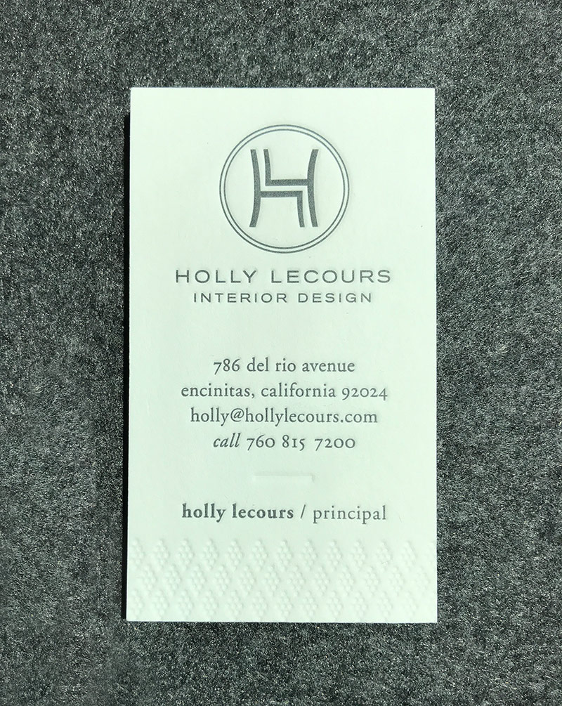 Holly Lecours Interior Design