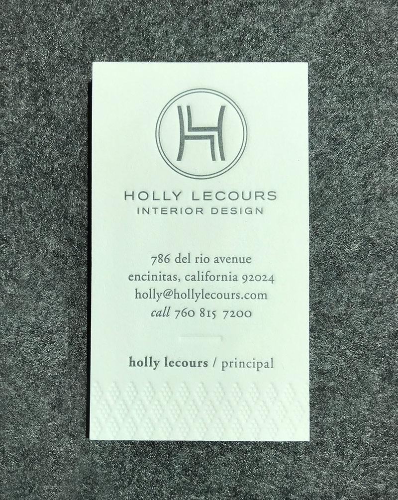 Holly Lecours Interior Design