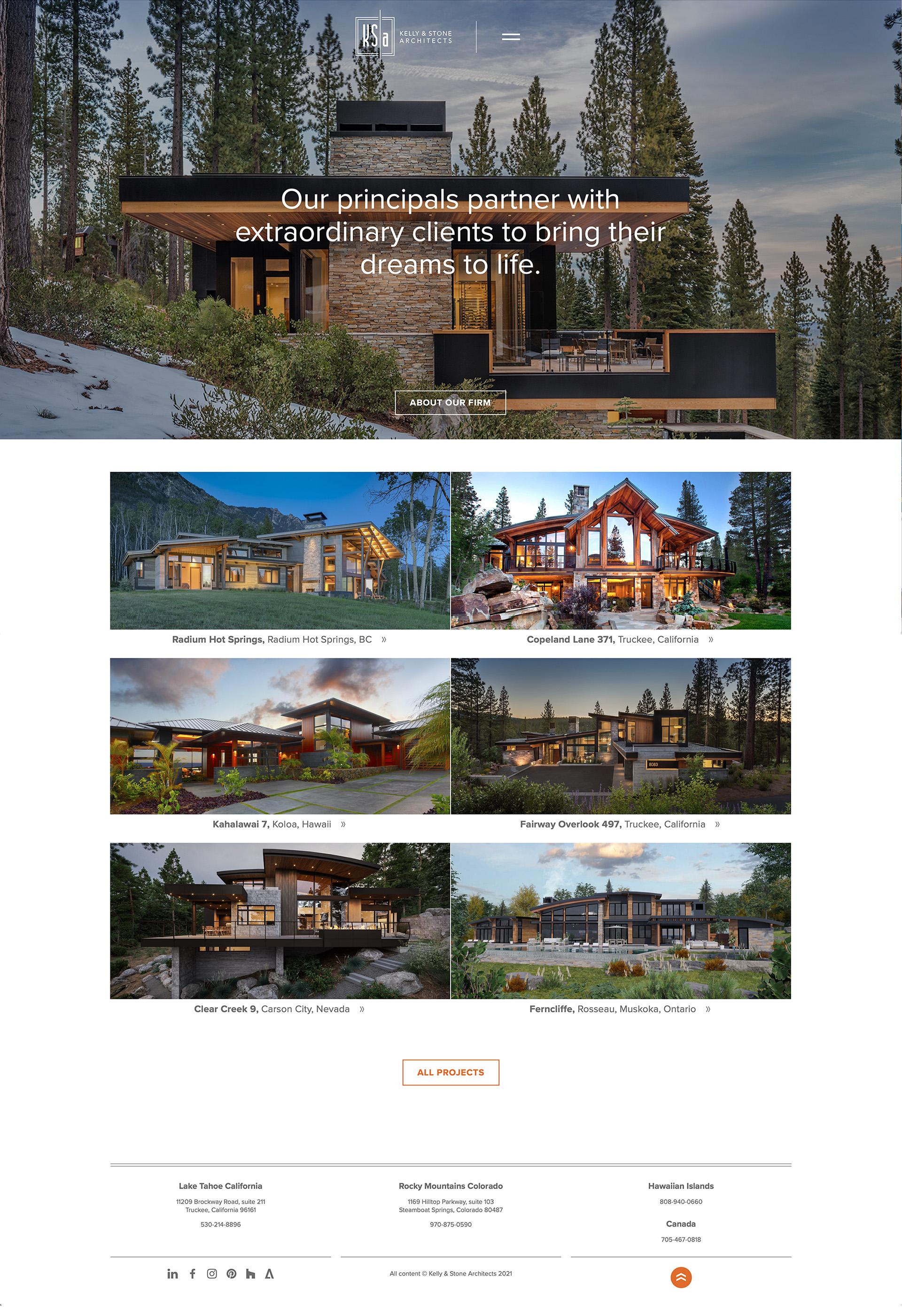 KS|a website home